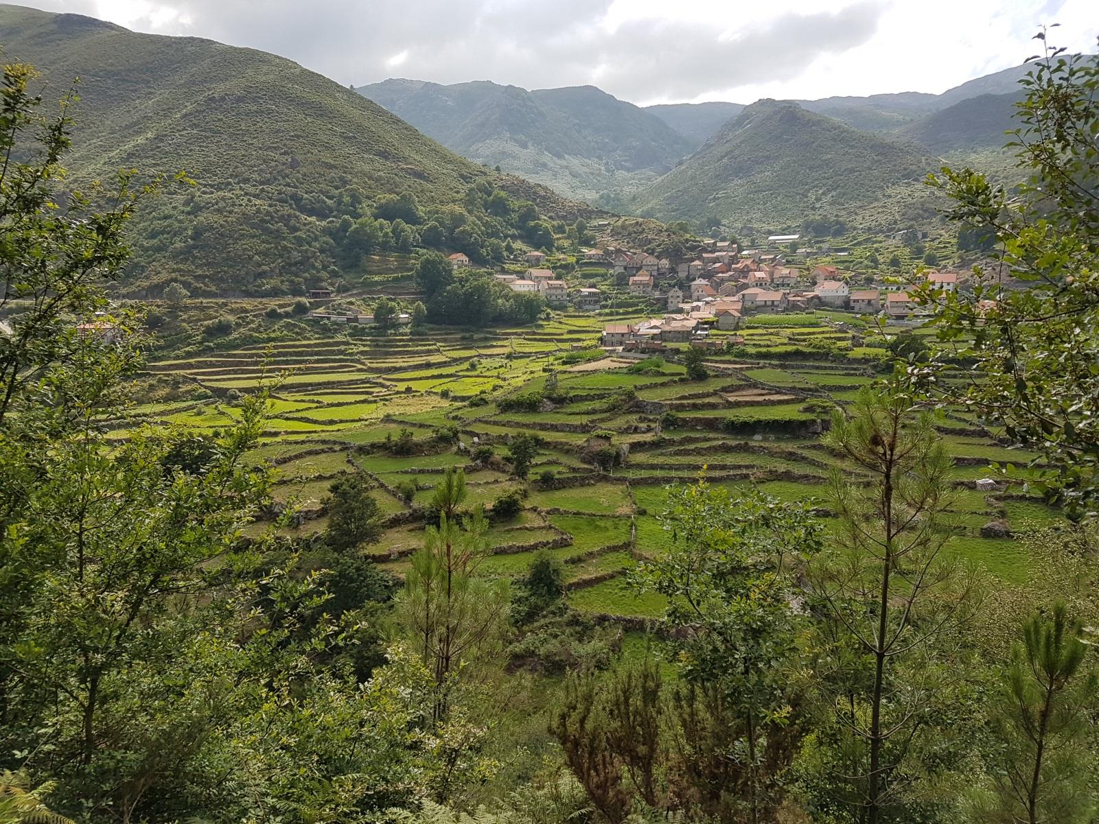 Nordlige Portugal. Fly Ålborg, Porto, Dourodalen, bjerglandet, lokalbesøg