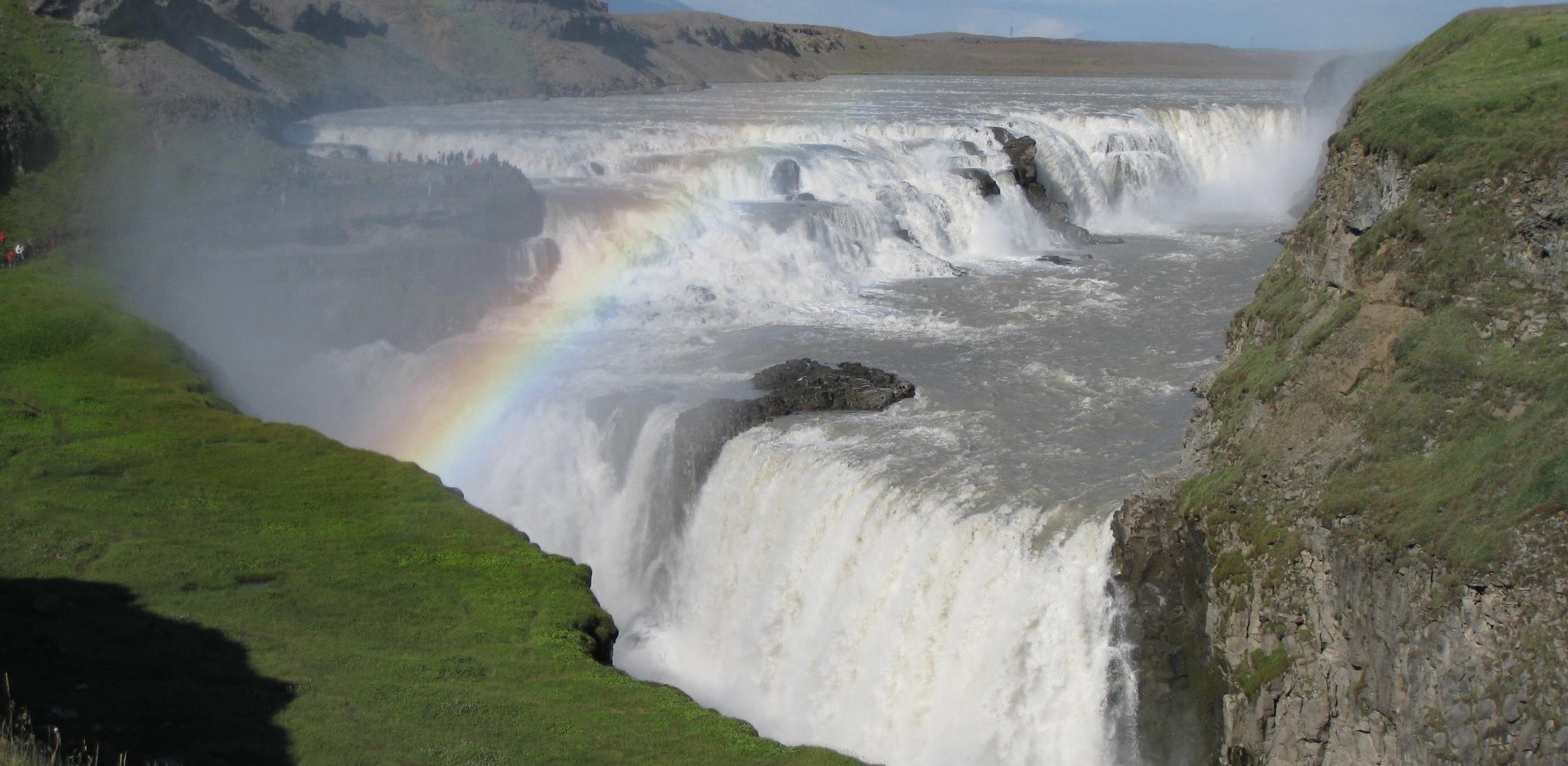 Island - den store rundrejse, 8 dage, Rundrejse med bl.a. virksomhedsbesøg. Fly fra Billund.