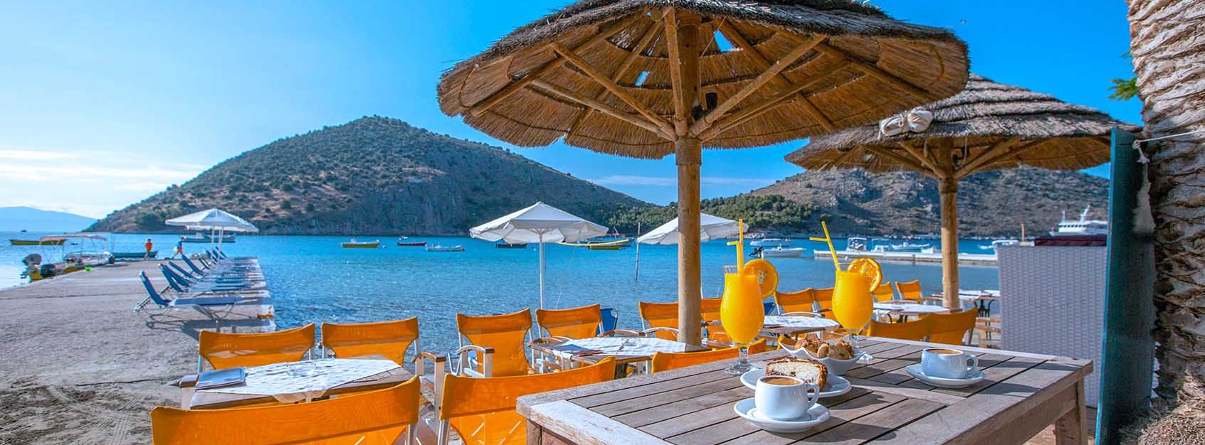 Grækenland - Sensommer i Tolo, Peloponnes, Grækenland