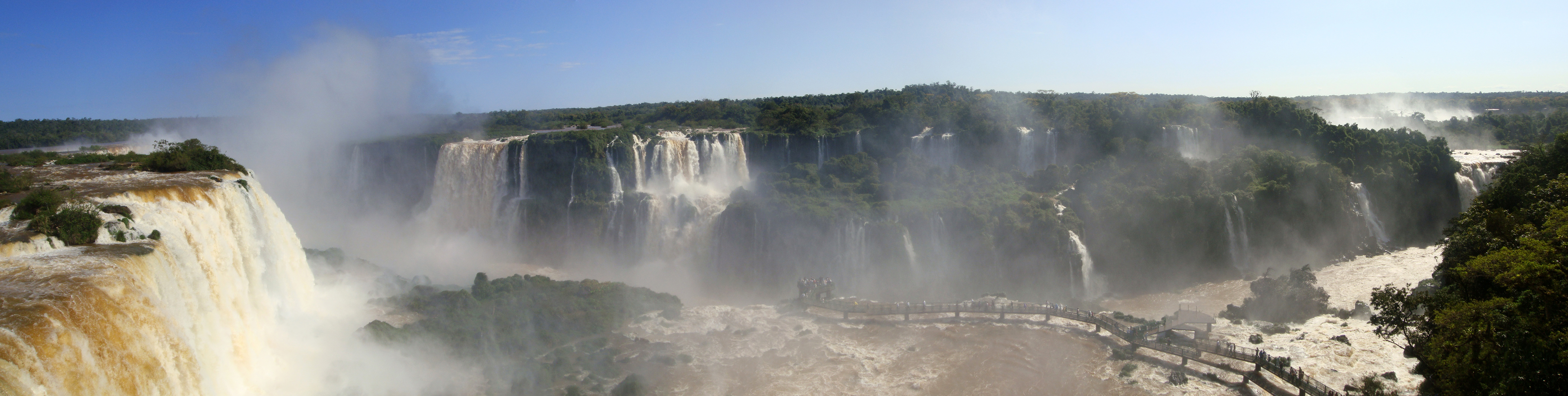 Argentina - Brasilien (udsolgt), Enestående rejse til Sydamerikas landbrug, Pampassens endeløse sletter, mødet med danske efterkommere og de verdensberømte vandfald ved Iguazú