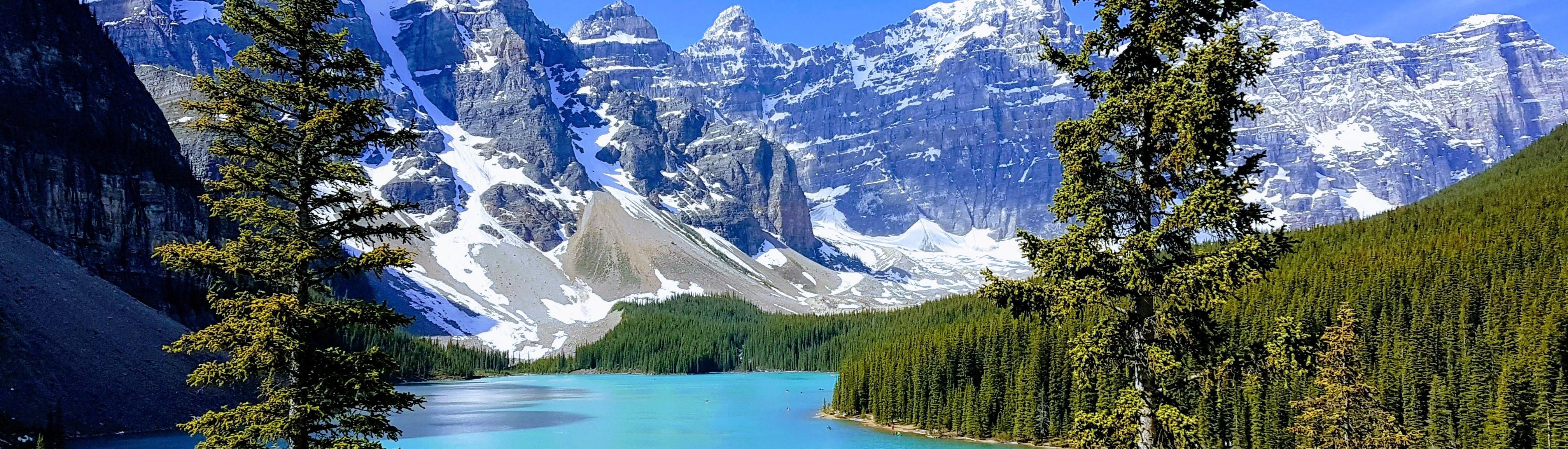 Canada, Det vilde vesten (rejse 1), 14 dages Canada rejse med dansk rejseleder på hele turen.