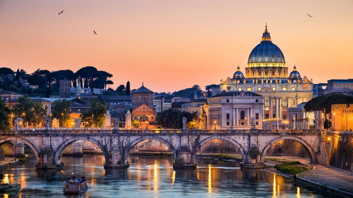 Jul i Rom, Kunst og kulinariske oplevelser