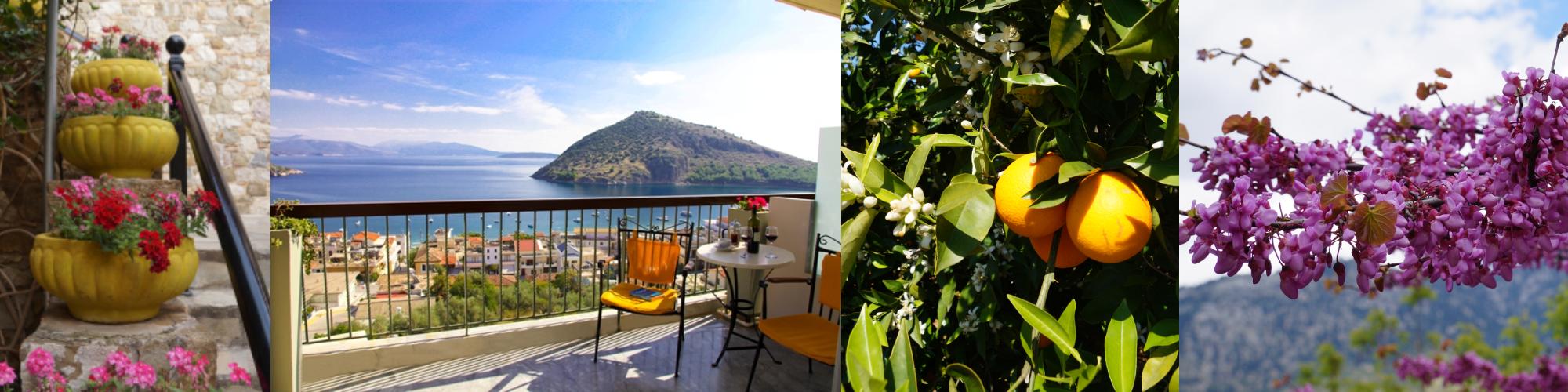 Forsommer i Grækenland, Unikke oplevelser og stille sol