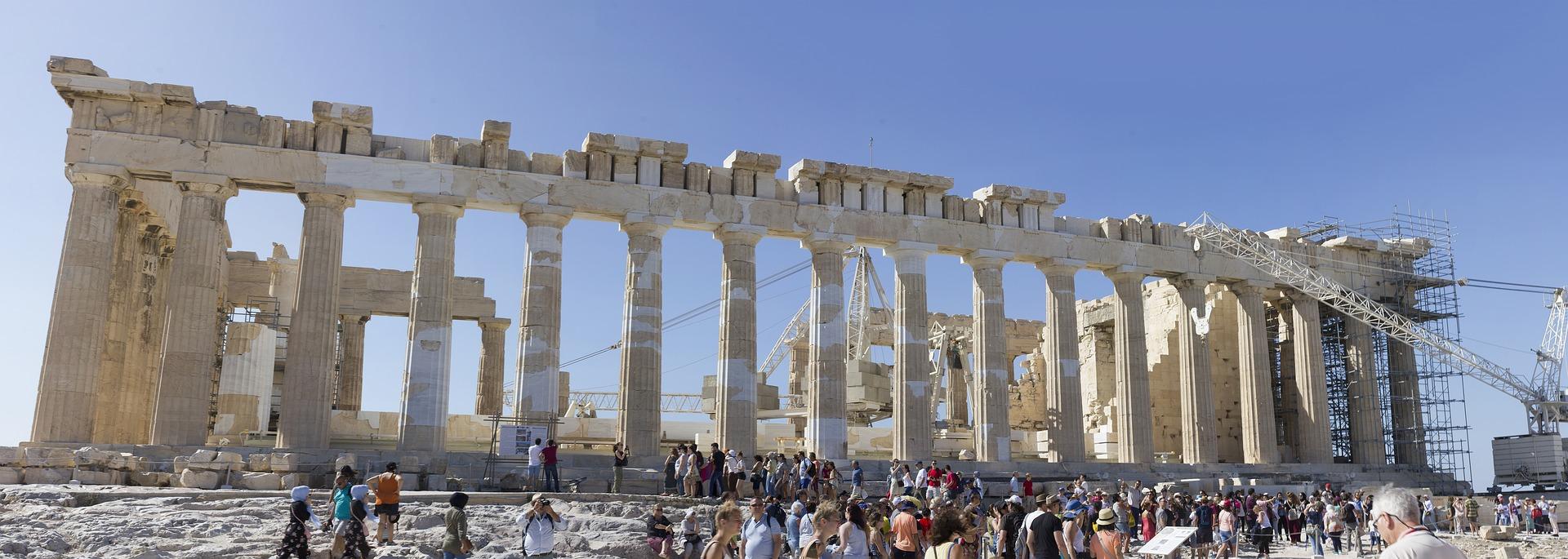 Athen og Korinth. UDSOLGT, 5 dage til Athen med udflugt til Gl. Korinth