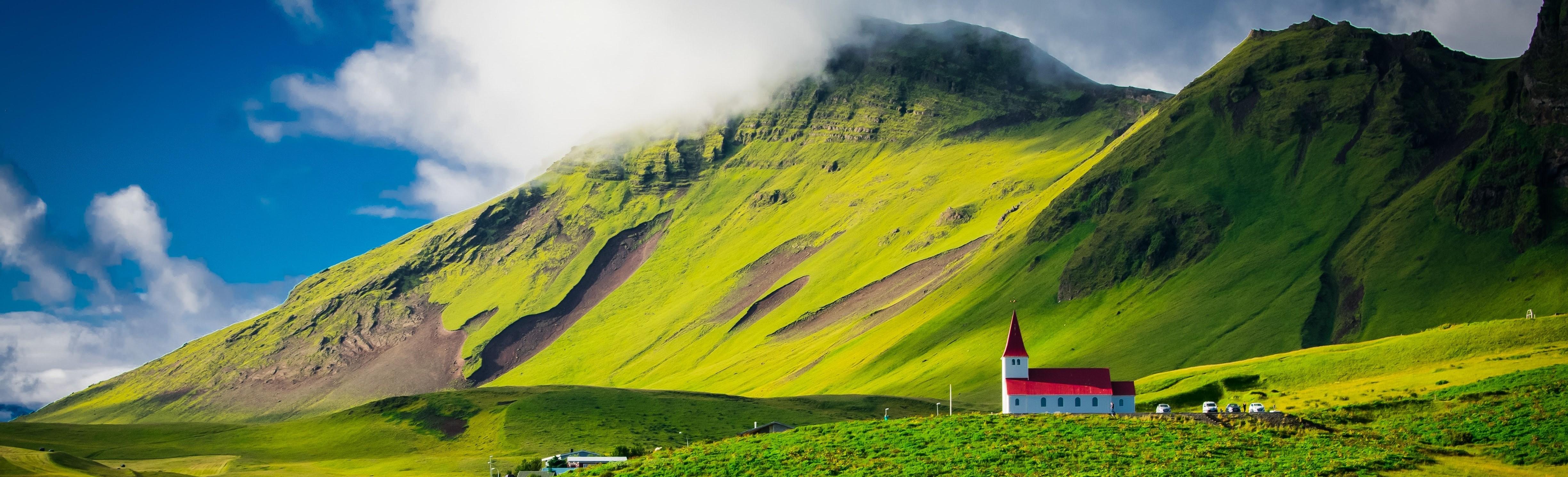 Island, naturens urkræfter 2022, 8 dage, fly fra Billund